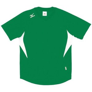 ドッジボール専用 ゲームシャツ ミズノ A62HY-144 Sグリーン×ホワイト MIZUNO JDBA|fuji-spo-big5
