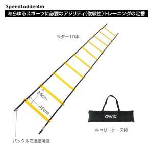 GAViC スピードラダー GC1204 (4M) ガビック fuji-spo-big5