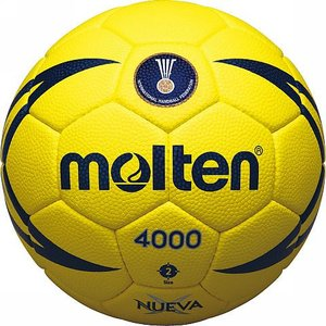 12個まとめ買い ハンドボール 2号球 モルテン H2X4000 検定球 国際公認球|fuji-spo-big5