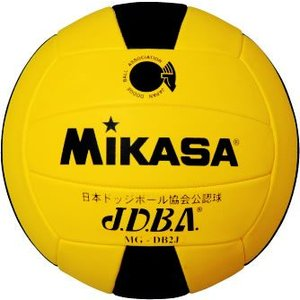 ドッジボール ミカサ(MGDB2J)2号 検定球|fuji-spo-big5