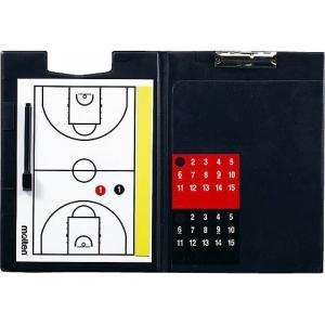 バスケットボール バインダー式作戦盤 モルテン【SB0040】MOLTEN fuji-spo-big5