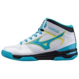 (お買い得)バスケットボールシューズ ミズノ ウェーブルーキーBB3 WAVE ROOKIE BB3 ジュニア W1GC1570 fuji-spo-big5