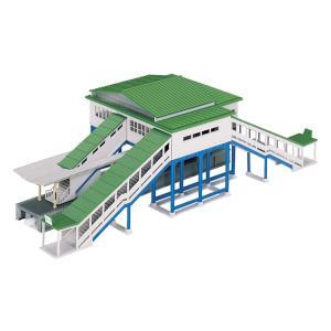 KATO Nゲージ 橋上駅舎 23-200 鉄道模型用品 fujibeni