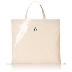 [キタムラ] ショッピングバッグ フォルムを変えられる DH0129 アイボリー [白] 91911 サブバッグ エコバッグ|fujibeni