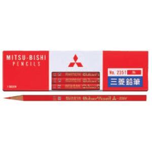 色鉛筆朱通し 1ダース K2351 三菱鉛筆の関連商品1