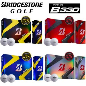 2016年モデル ブリヂストン TOUR B330 シリーズ (B330 B330S B330RX B330RXS) 1ダース (12球入り) ゴルフボール US仕様【ゆうパケット不可】|fujico