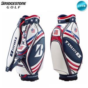 2019 ブリヂストン USA Staff Bag Limited Edition スタッフ キャディバッグ 9.5型 US仕様「あすつく対応」|fujico