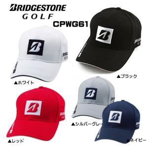 2016 BRIDGESTONE ブリヂストン プロモデル キャップ CPWG61 マーカー付き 帽子【ゆうパケット不可】|fujico