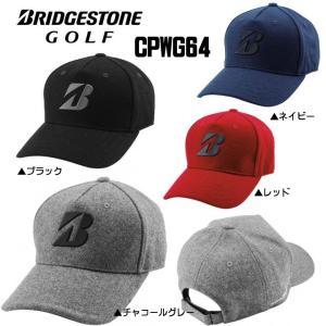 2016 BRIDGESTONE ブリヂストン キャップ CPWG64 帽子 秋冬【ゆうパケット不可】|fujico