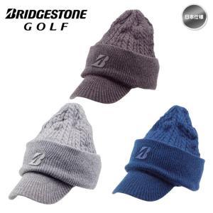 BRIDGESTONE ブリヂストン CPWG76 2wayニットキャップ 帽子「メール便不可」「あすつく対応」|fujico
