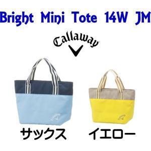 レディース キャロウェイ Bright Mini Tote 14W JM ミニ トートバッグ 日本仕様