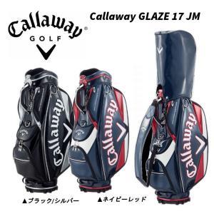 2017 Callaway キャロウェイ グレーズ GLAZE 17 JM キャディバッグ 日本仕様|fujico