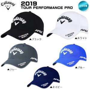 2019年 キャロウェイ Tour Performance Pro Cap キャップ USモデル「メール便不可」「あすつく対応」|fujico