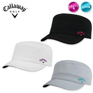 2018年 キャロウェイ レディース Cadet Adjustable Hat キャップ US仕様「メール便不可」「あすつく対応」|fujico