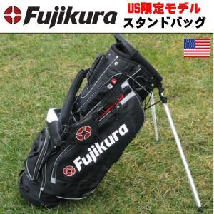 2017年モデル フジクラ Fujikura スタンドバッグ キャディバッグ US仕様|fujico