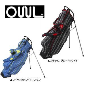 OUUL オウル パイソンコレクション スーパーライト スタンドバッグ 8.5型 US仕様|fujico