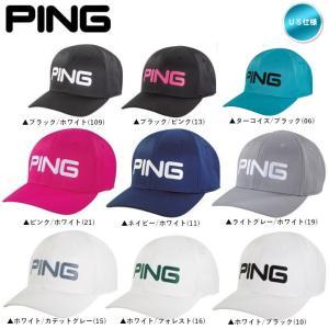 2019 PING ピン Tour Structured Cap キャップ 33759 USモデル「メール便不可」「あすつく対応」|fujico