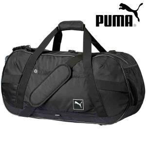 PUMA プーマ ダッフルバッグ ボストンバッグ 黒 073995【ゆうパケット不可】 fujico