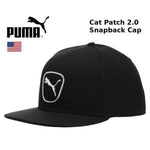 プーマ Cat Patch 2.0 Snapback キャップ USモデル 052957【ゆうパケット不可】|fujico