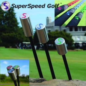 メンズ用 SuperSpeed Golf トレーニングシステム 飛距離アップ 練習用品 US直輸入品「あすつく対応」 fujico