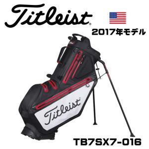 2017 タイトリスト Titleist Players 5 StaDry スタンドバッグ TB7SX7-016 9型 US仕様|fujico