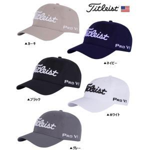 タイトリスト Tour Performance Assort キャップ 帽子 TH4ATRP-9【ゆうパケット不可】|fujico