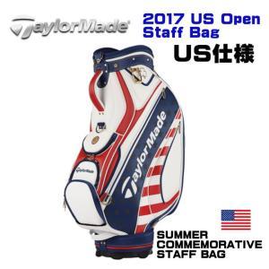 2017 テーラーメイド Taylormade US OPEN Staff Bag スタッフバッグ USモデル|fujico