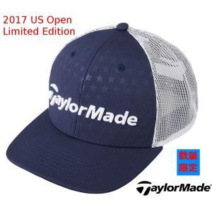 テーラーメイド 2017年 US Open キャップ USモデル N6385701【ゆうパケット不可】 fujico