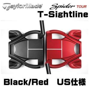 右用 2018 テーラーメイド スパイダー ツアー SPIDER TOUR Tサイトライン パター ...