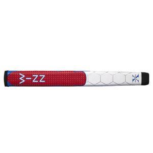 2017 winn PRO X ウィン J8L-WPX-RD ウルトラビッグサイズ(軽量モデル)パターグリップ 【ゆうパケット(メール便)に変更できます】|fujico