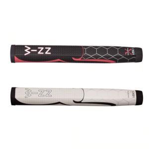 winn pro x ビッグサイズ パターグリップ WPXB-BK/RD WPXB-CG/BK【ゆうパケット不可】|fujico