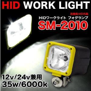HID ワークライト フォグランプ D2H D2S 6000K