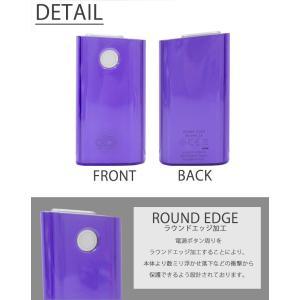 glo グロー ケース カバー 保護ケース シガレット 電子たばこ 透明 クリア|fujicorporation2013|02