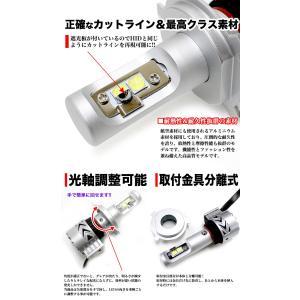 LEDヘッドライト H4 12v/24v対応 6500k  12000LM 1年保証|fujicorporation2013|02