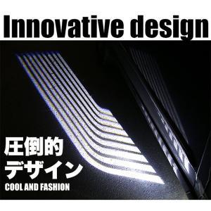 天使の翼 5W LED アンダー ライト ランプ 12v 24v エンジェル ウィング 汎用品 ブルー ホワイト|fujicorporation2013|02