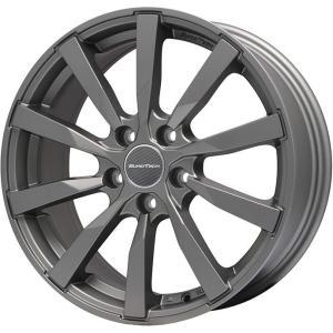 ボルボ V60 クロスカントリー スタッドレスタイヤホイールセット 215/65R16 16インチ スコーピオン ウィンター EUROTECH ガヤ10(マットチタニウム) 6.50-16|fujicorporation