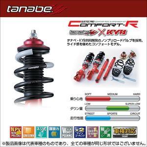 TANABE タナベ車高調 サステックプロCR ダイハツ キャスト スポーツ(2015〜 DBA-L...