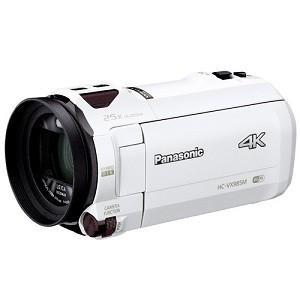 デジタル4Kビデオカメラ HC-VX985M-W パナソニック|fujiden
