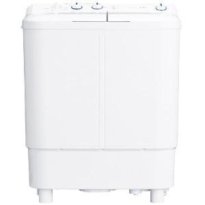 二層式洗濯機 ハイアール 4.0kg JW-W40E-W fujiden