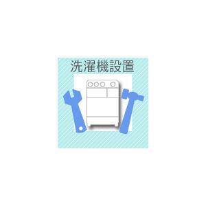 二層式・全自動洗濯機設置|fujiden