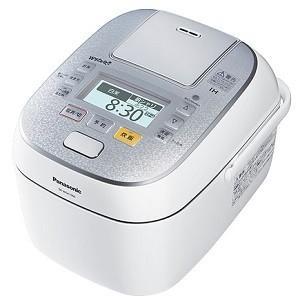炊飯器 1.0L 5.5合 SR-WSX106S-K パナソニック|fujiden