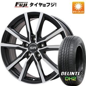 155/65R14 14インチ■BRANDLE ブランドル N52BP 4.50-14■DELINTE デリンテ DH2(限定) サマータイヤ ホイールセット fujidesignfurniture