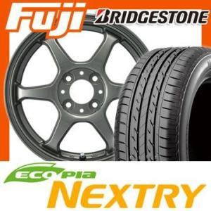 155/65R14 14インチ■カジュアルセット タイプL 2. 4.50-14■ブリヂストン NEXTRY ネクストリー(限定) サマータイヤ ホイールセット|fujidesignfurniture