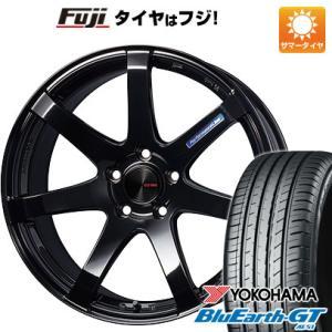 205/45R17 17インチ■ENKEI エンケイ PF07 7.00-17■YOKOHAMA ヨコハマ ブルーアース GT AE51 サマータイヤ ホイールセット|fujidesignfurniture