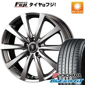 215/45R17 17インチ■MID ユーロスピード G10 7.00-17■YOKOHAMA ヨコハマ ブルーアース GT AE51 サマータイヤ ホイールセット|fujidesignfurniture