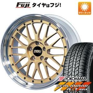 225/60R17 17インチ■BBS JAPAN BBS LM 7.50-17■YOKOHAMA ヨコハマ ジオランダー A/T G015 RBL サマータイヤ ホイールセット|fujidesignfurniture
