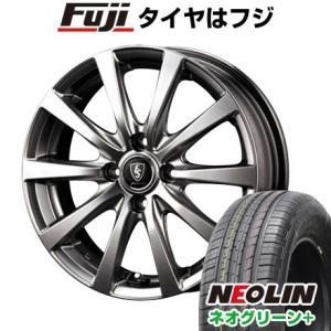 195/55R16 16インチ■MID ユーロスピード G10 6.00-16■NEOLIN ネオリン ネオグリーン プラス(限定) サマータイヤ ホイールセット|fujidesignfurniture