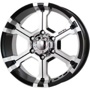 265/65R17 17インチ■MKW MK-36 8.00-17■デリンテ DH7 SUV(限定) サマータイヤ ホイールセット fujidesignfurniture