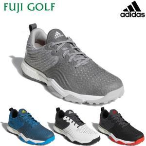 adidas Golf アディダス ゴルフ adipower 4ORGED S アディパワーフォージド S スパイクレス メンズ ゴルフシューズ 2018年AWモデル|fujigolf-kyoto