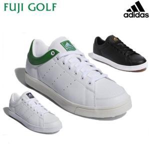 adidas アディダス adicross classic WD アディクロス クラシック ワイド スパイクレス ゴルフシューズ 2018年モデル|fujigolf-kyoto